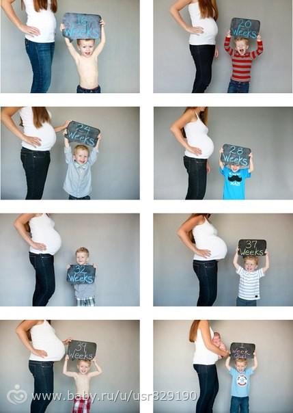 Идеи для для беременности