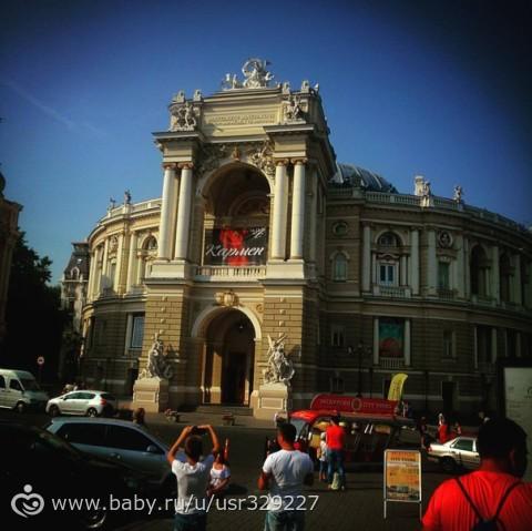 10 февраля (День в истории) - Одесский оперный театр