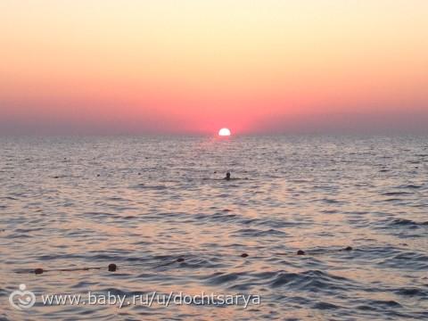 Поездка на море (много букв и фото)
