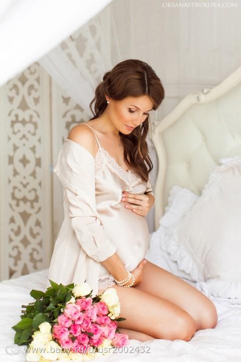 Фотосессия для беременных девушек