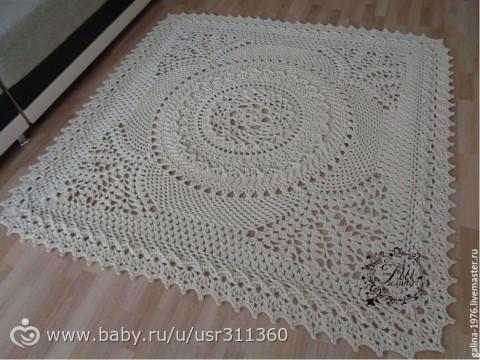 Шнуры для вязания ковров своими руками