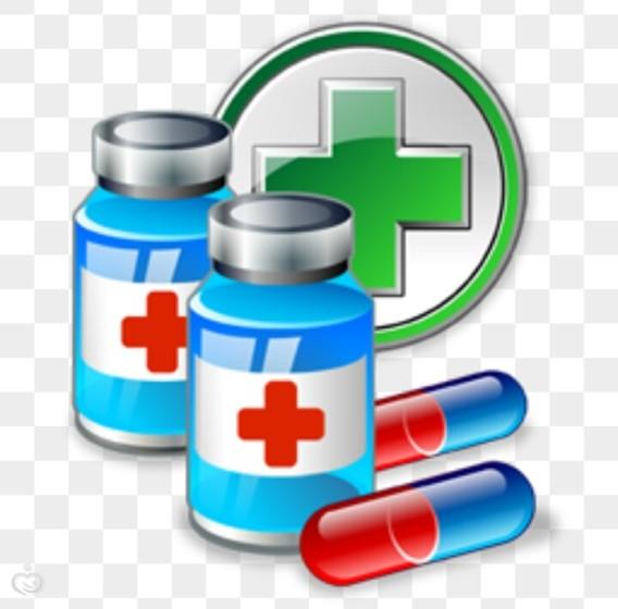Рисунки о лекарствах