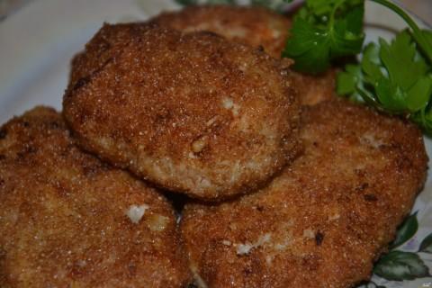 Мясо сухариках рецепт с фото