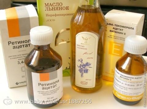 Маски для волос с витаминами а е в домашних условиях