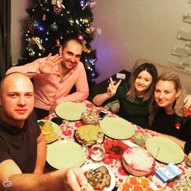 С новым годом)))