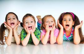 Дети от 3 до 7 лет
