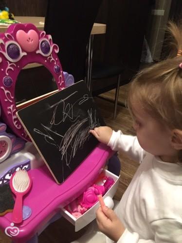 Что умеют рисовать ваши детки?