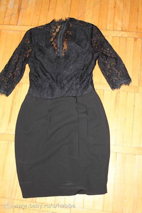 42 размер платья