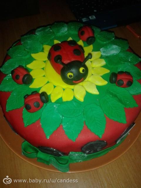 Моя история про тортики!