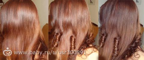 При окрашивании хной какой получается цвет волос