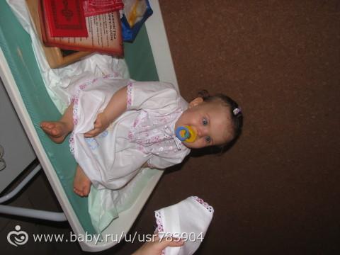 Крестины моей дочи :-) Попытка 2