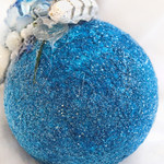 Новогодние шарики на елку