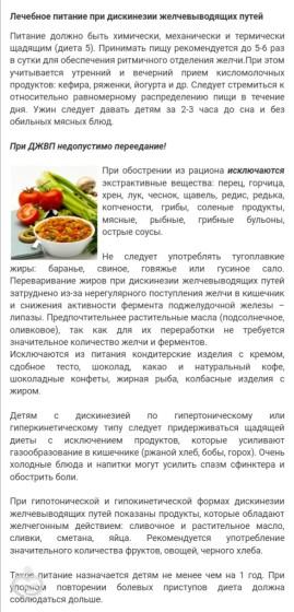 Жирная печень лечение диета