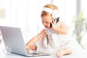 Телефоны опасны для наших малышей!