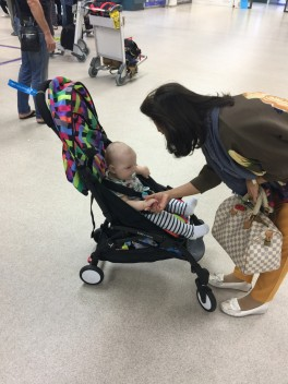 Пхукет с малышом