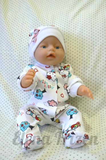 Одежда для беби бона (шью)