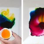 Нетрадиционное искусство для ребёнка