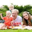 Любимая семья