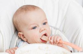Здоровье и питание малыша