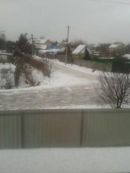 Холодно =((