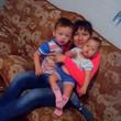 ооочень люблю своих малышей!!! дочку и сыночка!!!