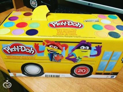 Всем любителям Play Doh 😉