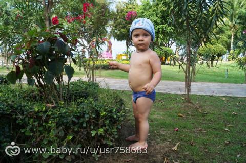 В таиланд с ребенком 3 лет