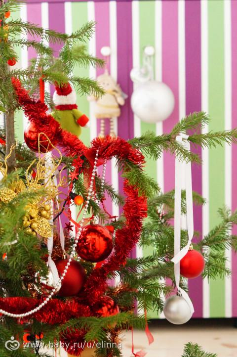 Новый год, елка, театр!
