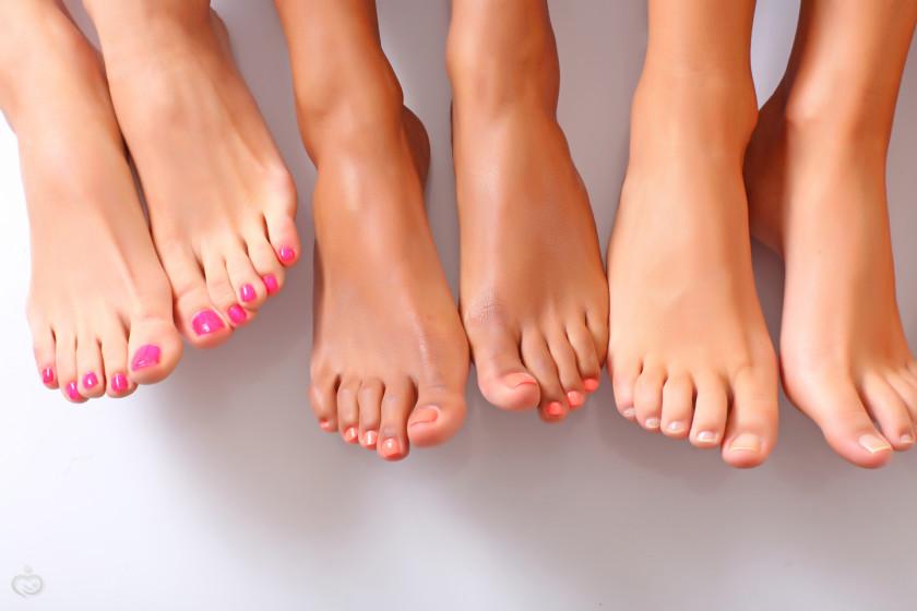 фото галерея ступни ног