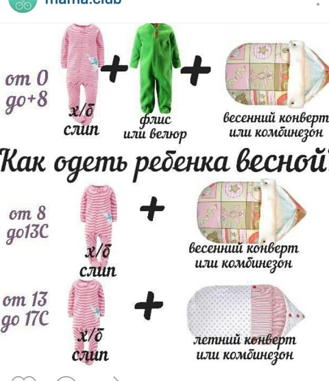 Как одеть ребенка 12