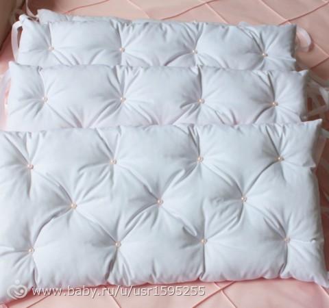 Каретная стяжка на подушках своими руками