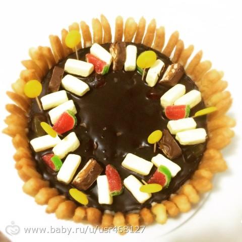 Снова тортик)