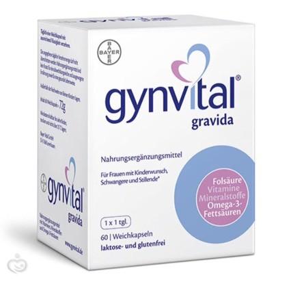 Витамины при беременности и ГВ