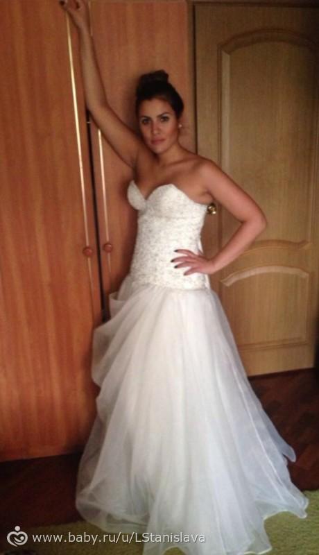 Отдать свадебное платье в дар