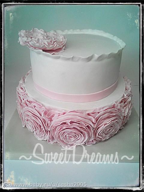 Мое хобби - Свадебный торт