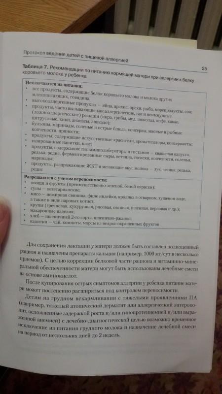 Атопический дерматит VS Запоры