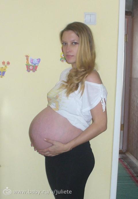 О зависимости формы живота и пола ребенка. Фотопост