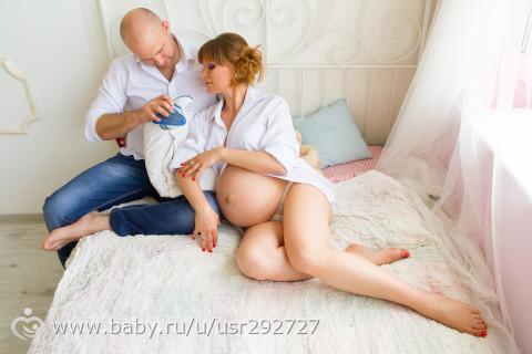 Фотосессия беременности.