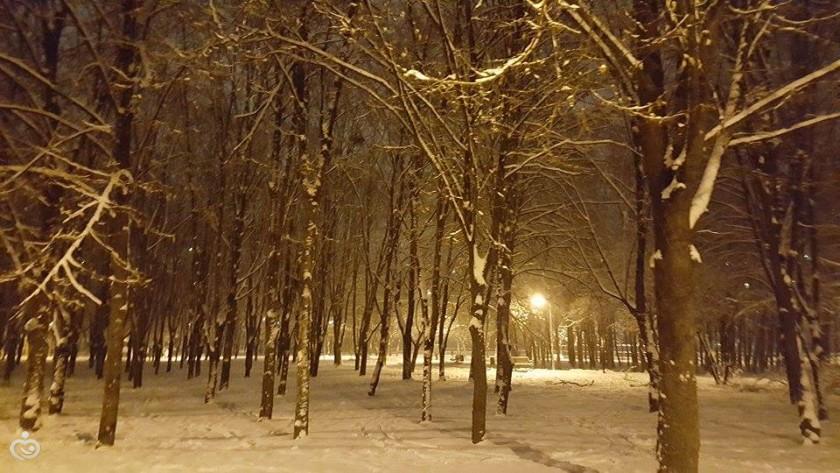 Такая зима мне нравится)