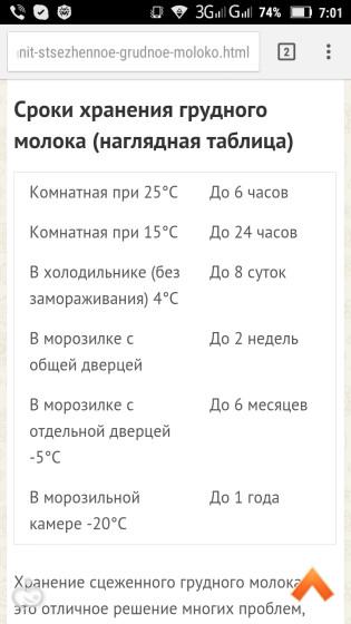 При комнатной температуре 18