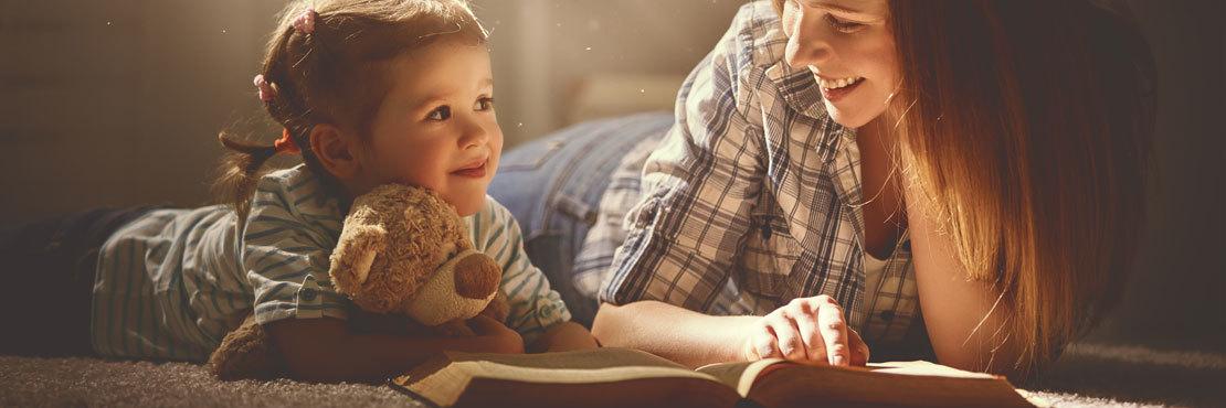 Детская психология и развитие ребенка