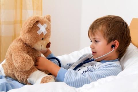 3 важных шага, которые помогут малышу не заболеть