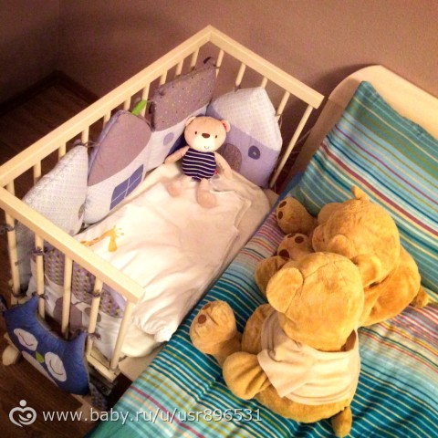 Начало наших покупок для сына, обустраиваемся! И вопрос про комбез для младенцев:)