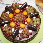 Чудесный тортик на День Рождения!