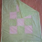 Проба пера))) Одеяло-плед