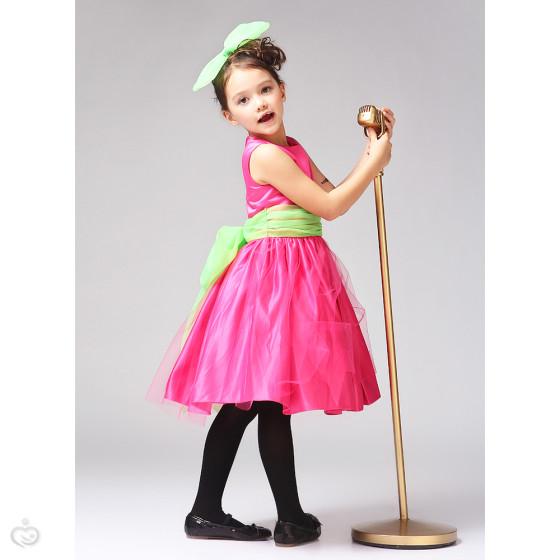 Платье стиляги для девочек своими руками