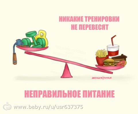 0bf2105105b4 Мотивация на правильное питание