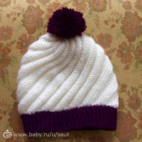 Зефирная шапочка