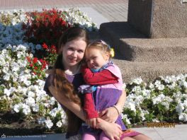 Цветы - любят солнце, заботу и любовь! А мои цветы - это дети!